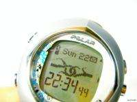 Polar F7 Womens Heart Rate Monitor Watch (Silver)