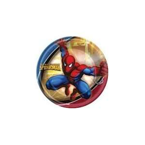 Spiderman Party Supplies Tableware : Toys & Games :