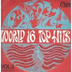 VARIOUS ARTISTS VOL 3 LP (VINYL)   CALYPSO WORLD 16 SMASH HITS Music