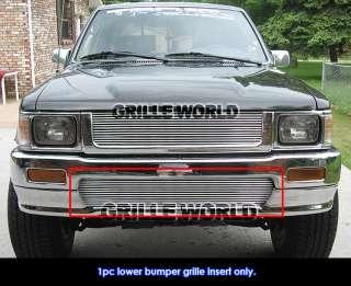 92 95 Toyota Pickup Truck 4WD Billet Bumper Grille