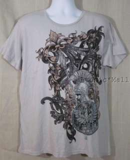 Mens Toxic Hazard T Shirt Vintage Midieval Warrior XL