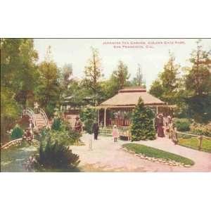 Francisco CA   Japanese Tea Garden, Golden Gate Park   Home & Kitchen
