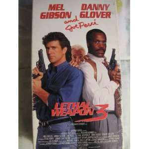Lethal Weapon 3 (9780790713564) Mel Gibson Books