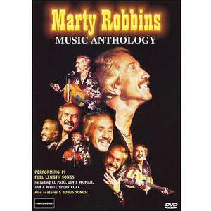 Marty Robbins: Music Anthology: Movies