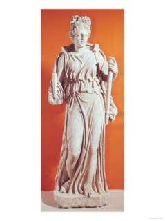 Statue of Hecate Giclee Print at AllPosters