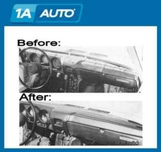 78 79 80 81 Pontiac Firebird Dash Pad Cover Cap New