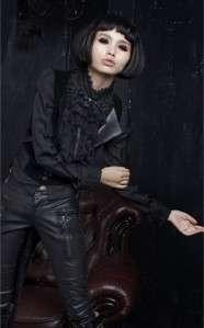 Leather Kera VISUAL KEI PUNK GOTHIC Pants   P K 103