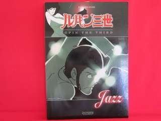 Lupin the 3rd Jazz Piano Trio Band Score Sheet Music Book
