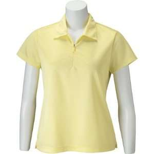 EP Pro Womens Short Sleeve Tour Tech Lattice Jacquard Polo