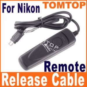 Remote Shutter Release Switch Cable F. Nikon D90 MC DC2