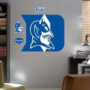 Duke University Blue Devils Logo Fathead NIB Everything