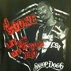 Snoop Dogg Shirt Extra Large XL Hot Topic