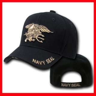 Navy SEALs USN Special Forces SOCOM Act of Valor Military Black Hat