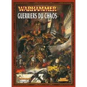 Armies Warriors of Chaos (French Edition) (9781841548999): Books