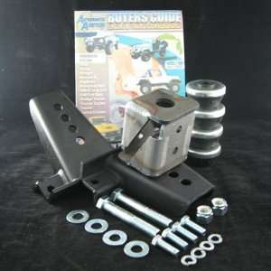 Weld In Ford Small Block Side Engine Mounts For 1941 71 Jeep Vehicles