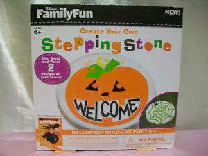 Halloween Stepping Stone Kit From Disney Family Fun