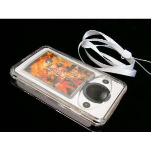 9874J148 Crystal Cover case PRO for Microsoft Zune MP4 Electronics
