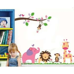 baby room removable quote vinyl wall decals stickers