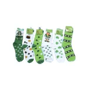 St. Patricks Day Stockings Case Pack 96