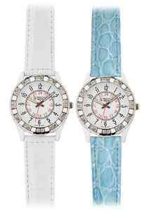 Nurse / Nursing 24 Hour Jeweled Face Nurses Watch