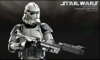 STAR WARS STORM TROOPER CORUSCANT SIDESHOW HOT TOYS
