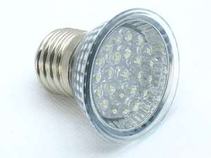 E27 HR16 Grow Screw Base 24 LED 110V Bulb Spot Light
