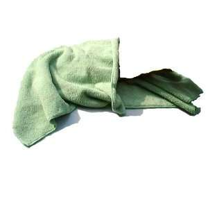 RainWipes 20410 Green 24 x 16 Microfiber Cleaning Cloth