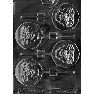 MONSTER LOLLY Halloween Candy Mold Chocolate Home
