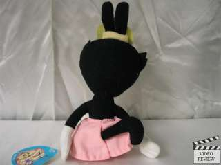 Dot   Animaniacs, soft plush doll; Dakin NEW with tags
