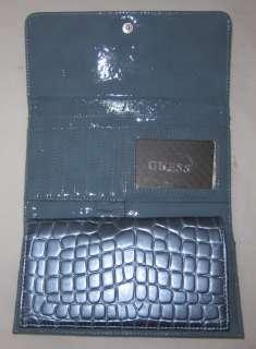 Guess Jenn Synth Leather Bag Purse Satchel Sac Wallet