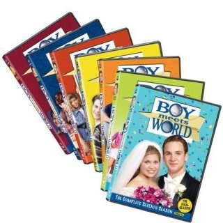 Boy Meets World The Complete Series (Seasons 1 7 Bundle)