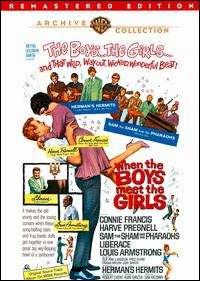 When the Boys Meet the Girls (DVD)
