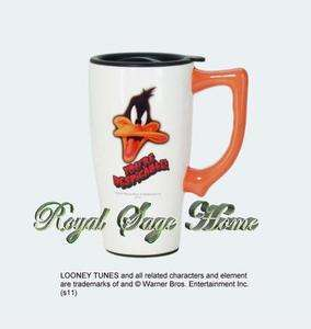 12022 6.5 WB Looney Tunes Daffy Duck Youre Despicable Coffee Cup