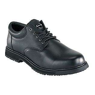 Shoes Leather Dress Oxford Black C1120 Wide Avail  Converse Work Shoes