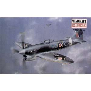 Hawker Tempest V Aircraft kit 1 144 by Minicraft Toys & Games