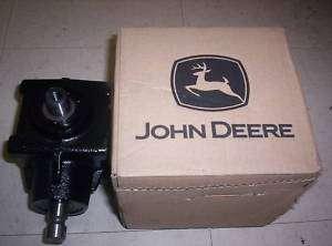 John Deere Mower Deck Gear Box Assembly Part 425 445 |