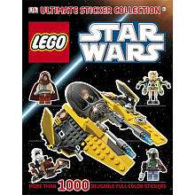LEGO Star Wars Ultimate Sticker Book   Dorling Kindersley P   ToysR