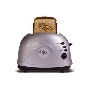 Denver Broncos PRO TOAST NFL Team Logo Toaster  Sports