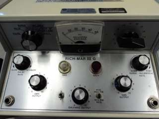 RICH MAR III G STIMULATOR MACHINE
