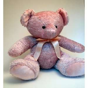Russ Baby Pink 9 Teddy Bear Toys & Games