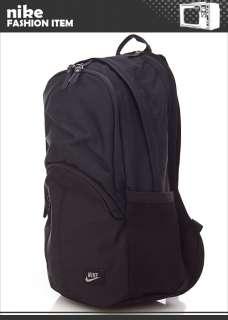 BN NIKE Unisex Laptop Backpack Book Bag Black