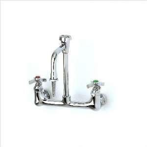 T & S Brass BL 5725 08 8 Center Wall Mounted Single Sink