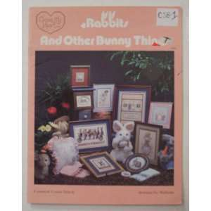 Rabbits and Other Bunny Things Stitching Craft Book Books