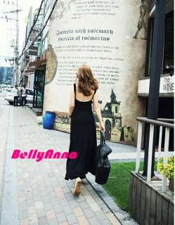 Korean Sexy Open Back Exotic Maxi Long Dress Cocktail Party Clubwear