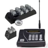 36 RESTAURANT PAGERS/GUEST PAGING SYSTEM/ STARTER KIT