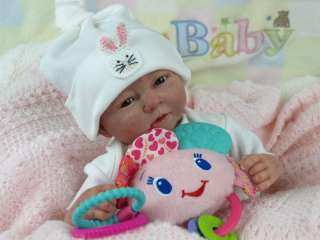 Reborn Baby OOAK Berenguer Newborn Preemie Girl Doll