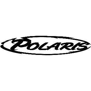 POLARIS decal sticker vinyl banner car truck window LARGE ANY COLOR
