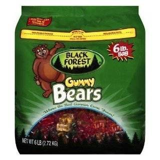 Black Forest Gummy Bears, 5 Pound Resealable Bags (Pack of 2)