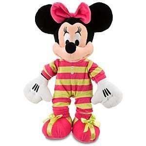 Disney Christmas Morning Minnie Mouse Plush    17 H