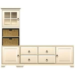 Hannah Group E by Howard Miller   Antique Vanilla Finish (930010